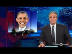 Jon Stewart Daily Show: Romancing the Drone | Rise Up Times  Romancing the Drone ☼ The Daily Show with Jon Stewart ☼ (2/20/14)