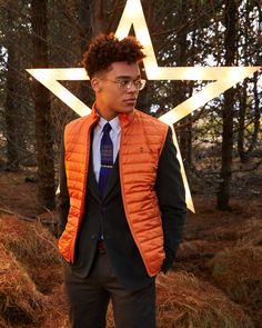 Brighten Up Your Look with A Bold Layer from Red Fleece by Brooks Brothers Winter Preppy Look, Preppy Style, Monogram Shop, Childhood Cancer, Down Vest, Sweater Shop, Cool Sweaters, Fall Collections, Brooks Brothers