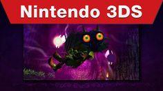 Nintendo 3DS - The Legend of Zelda: Majora's Mask 3D - Announcement Trailer.... GUYS, IT'S FINALLY HERE!!! :D