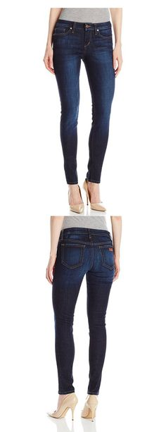 JOE'S JEANS WOMEN'S CHRISSY ICON MIDRISE SKINNY JEAN---------- Color: Chrissy Blue ------- 79% Cotton, 19% Polyester, 2% Spandex------- Midrise------- Skinny------- Tight,Skinny Jeans for Casual Wear in Summer/Spring of 2016-------