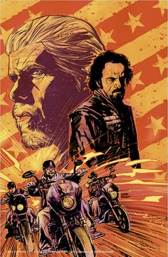 SONS OF ANARCHY Comic Will Be Released for Season 6