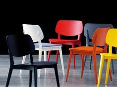 DOLL WOOD Chair by BILLIANI design Emilio Nanni