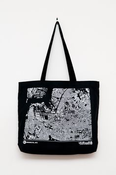 Brooklyn Shoulder Tote by Cityfabric