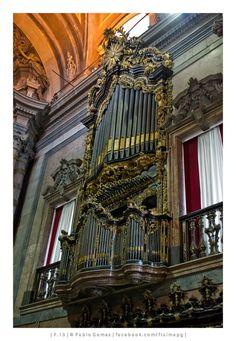 Órgão da Igreja dos Clérigos