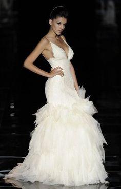 spanish Style Wedding Dresses C