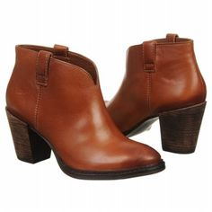 Steven by Steve Madden Friisky Boots (Cognac Leather) - Women's Boots - 5.5 M