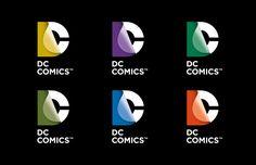 New DC logo... I like it.