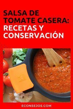 receta salsa de tomate natural para pizza