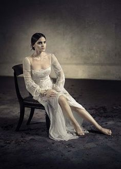 Emma Watson for Vogue Italia (November 2015)
