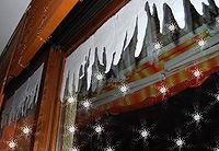 Decorare finestre natalizie: decorazioni di Natale per finestre. Speciale Natale - www.Sottocoperta.net