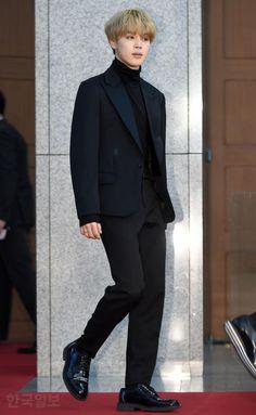 180110 Golden Disc Awards Red Carpet #BTS #Jimin ❤️
