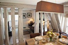 TOP PICK!!! SUPER CUTE!!! Saint Germain Elegance One bedroom (+ sofa bed) with AC…$231/NIGHT