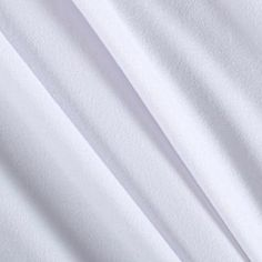 10bbf635ad6 Fabric Merchants Double Brushed Solid Jersey Knit White Knit Dress, Mesh  Dress