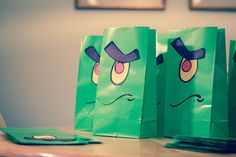 DIY SpongeBob Party Details | cityBee studio