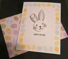 Mary Lee's Stamping: March MPP Easter