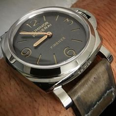 Caitlin 5 on Panerai by @andy_haeuser price for: $134.99 (1350 juta) without buckle by gunnystore
