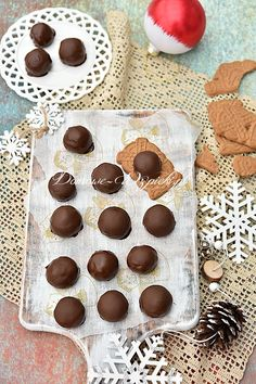 Gingerbread Cookies, Sweets, Sweet Ideas, Desserts, Christmas, Advent, Food, Evaporated Milk Recipes, Chocolate Candies
