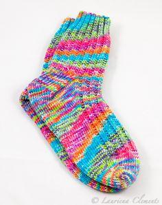 Ravelry: MissReena's Socks for Samantha
