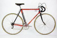 Gazelle Champion Mondial Vintage Bicycle (l'eroica, retro, 70s)