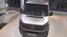Volkswagen Crafter 2.0 TDI 4MOTION Chassis Double Cab (2014)