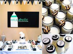 Milk-a-holic