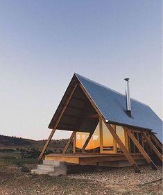 "4,181 Likes, 30 Comments - Prefab & Small Homes (@prefabnsmallhomes) on Instagram: """"Kimo Estate"" @kimoestate wedding venue and farm stay accommodation in #Gundagai New South Wales,…"""