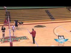 John Dunning works with a setter at The Art of Coaching Volleyball - St. Louis clinic on some individual setter drills that he uses at Stanford University. Volleyball Positions, Volleyball Gifs, Volleyball Skills, Volleyball Setter, Volleyball Training, Volleyball Workouts, Coaching Volleyball, Volleyball Pictures, Sports Training