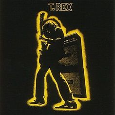 Electric Warriors: Limited T-Rex CD