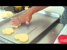 Galletas decoradas con Fondant - YouTube
