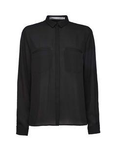 Tiger Of Sweden-Ardis shirt- Black