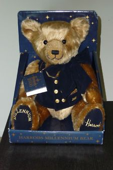 Millennium Bear · HarrodsTeddy ...