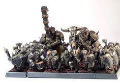Chaos Dwarves from Forgeworld