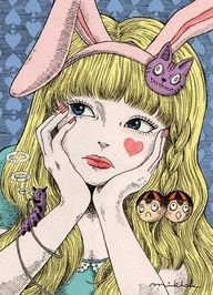 Alice in Wonderland~.