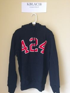 9b4ed7d70d4e 424 On Fairfax Four two Four on Fairfax 424 college Hoodie College Hoodies