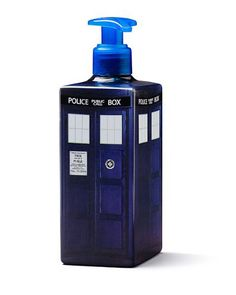 Doctor Who Soap Dispenser