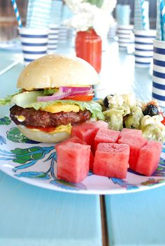 #BBQ #Barbecue #Hamburger #Party #Diner #Summer #Sun #Garden #Patio #Zon #Zomer #Tuin #Terras #Fonteyn