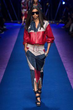 Versace, Printemps/été 2017, Milan, Womenswear