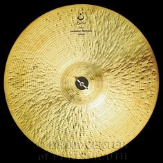 """Istanbul Mehmet Nostalgia 50's Ride Cymbal 20""""  Dark, woody stick definition, bigger and sharper bell than 70's, umbrella type profile. Excellent vintage sound reminiscent of the legendary 50's Turkish jazz ride. Rivet model comes with four rivets. Warm, semi-dry wash of freshy traditional tone. Clear bell sound.  Purchase Here: http://www.drumcenternh.com/cymbals/ride/istanbul-mehmet-nostalgia-50-s-ride-cymbal-20.html"""