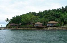 Ilha Velha, próximo à São Francisco do Sul, em Santa Catarina, Brasil.  Fotografia: Rafael Iluminado/UOL.
