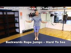 22 Jump Rope Techniques in 2 Minutes - Jason Scully - BJJ Grappling Exercise