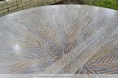 cerused oak dining table 27