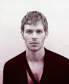 Joseph Morgan.. Klaus @Tallia Reginald