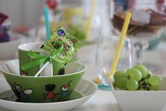 Moomin party for kids - Muumi-teemajuhlat