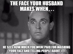 "Ha! So True!! Love my little ""side"" biz!! #payday #extramoney http://cyncasey.myrandf.biz/ca"
