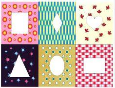 Подбери заплатку   Радуга Matcha, Advent Calendar, Kids Rugs, Shapes, Teaching, Holiday Decor, Pattern, Home Decor, Puzzle