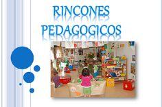 Primera Infancia: Rincones Pedagógicos