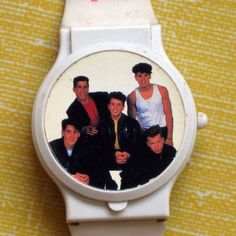 Vintage New Kids on the Block Watch, 1990