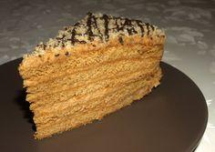 Marlenka by Apróséf Honey Cake, Candyland, Cake Art, Cake Designs, Oreo, Cake Recipes, Food And Drink, Favorite Recipes, Sweets