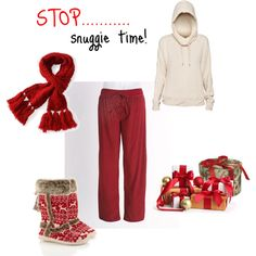 Should be Christmas morning outfit :))