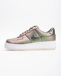 official photos 3cbd2 1178e Nike W AF1 UPSTEP PRM LX Air Force Sneakers, Nike Air Force, Sneakers Nike